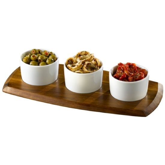 Acacia Wood Serving Boards
